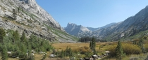 I Went Backpacking Last WeekendRanger Meadow Kings Canyon National Park California
