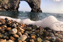 I went on a trip to Dorset in England last year I took this photo of Durdle Door