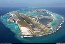 Ibrahim Nasir International Airport Maldives