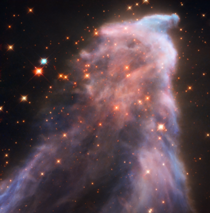 IC  Ghost Nebula