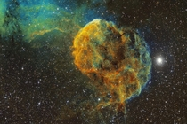 IC  Jellyfish Nebula