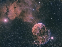 IC - The Jellyfish Nebula