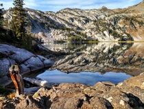 Ice Lake Eagle Cap Wilderness OR