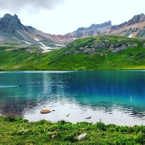 Ice Lakes in Silverton CO