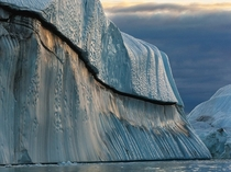 Iceberg Greenland  James Balog