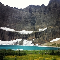 Iceberg Lake Glacier National Park