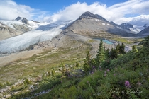 Icefields of the West Coast  Chilcotin Mountains British Columbia   Earth_of_Paradise  x