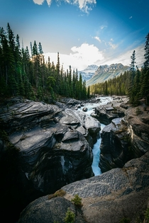 Icefields Parkway Alberta Canada