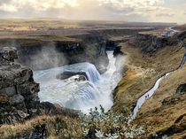 Iceland is breathtaking Gullfoss was just the beginning