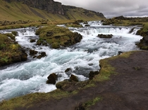 Icelandic rapids that define our society