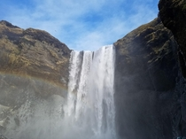 Icelands waterfalls are amazing