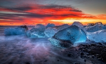 Icy In Iceland Photographer Tony Prower