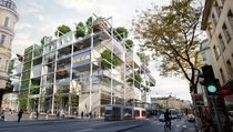 IKEAs concept for their new store in Vienna Austria