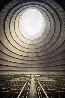IM Cooling Tower in Monceau Belgium