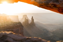 Im not a morning person but its hard to be cranky while watching a Canyonlands sunrise