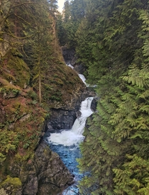 Im  sure that Rivendell is just around the corner Upper Twin Falls WA