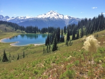 Im thankful for the protected wilderness we have on our beautiful planet Glacier Peak Washington USA