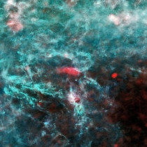 Image of a region in the constellation Perseus
