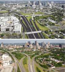 Improvements planned to the I-I- Interchange- Columbus Ohio- Part of a  billion project to alleviate congestion improve safety and reconnect the communities along I-