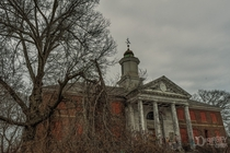 In  Anne went on a walk at this mental asylum Her dismembered body was discovered  years later OC x