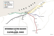 In  Cleveland was the th-largest city in the United States and it had an enormous electric light rail system to support it None of this remains today ocx
