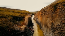 In my opinion second most beautiful canyon in Iceland let me introduce you Stulagil Canyon