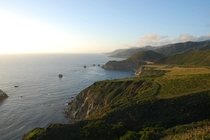 In response to the crappy bush photo of Big Sur here is a more accurate representation of Big Sur Ca