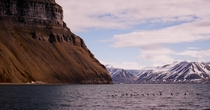 In the fjords of Svalbard Norway this past summer Felt like another planet
