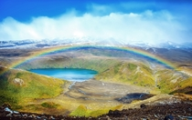 In the mountain of destiny finding my dreamed Paradise Tongariro National Park New Zealand