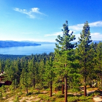 Incline Village Lake Tahoe Nevada USA