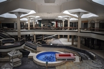 Incredible architecture at Randall Park Mall in Ohio