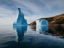 Incredible Icebergs - Bjorneoer Bear Islands in Eastern Greenland