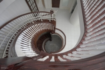 Incredible Spiral Staircase Inside an AbandonedVacant Ontario Mansion