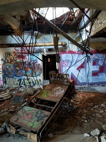 Infamous site at Kings Park Psychiatric Center NY