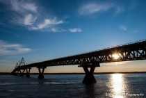 InfrastructurePorn say hello to North Americas longest jointless bridge and the first to span the Mackenzie River the Deh Cho Bridge in Northwest Territories Canada   km long