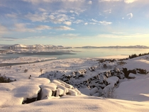 ingvellir National Park last week