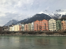 Innsbruck Austria Just captured this yesterday on my phone