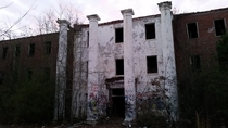 Insane asylum in Northport Alabama thought to be haunted