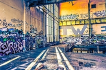 Inside Abandoned Power Station in Fremantle Western Australia by Jay McBride