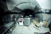 Inside an Abandoned Bomb Shelter in Helsinki Finland