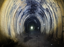 Inside an Abandoned Railway Tunnel UK Oxendon