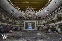 Inside The Abandoned Downtown St Louis Jefferson Hotel Opened in   Full gallery in comments