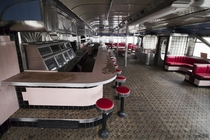 Inside the Abandoned Rosies Diner