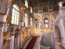 Inside The Hermitage Museum