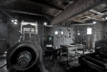 Inside the Maunsell Sea Forts that you all seem to love