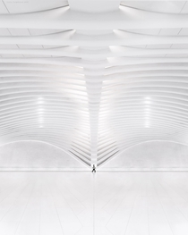 Inside the NYC Oculus  Santiago Calatrava