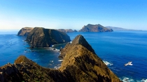 Inspiration point Anacapa Island California Channel Islands National Park