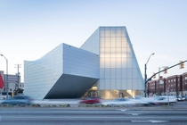 Institute for Contemporary Art at VCU  Steven Holl Architects