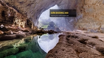 Interactive tour of Vietnams Son Doong cave by National Geographic  Full tour in comments