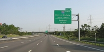 Interstate - Americas Highest Numbered Interstate Highway- Buffalo NY
